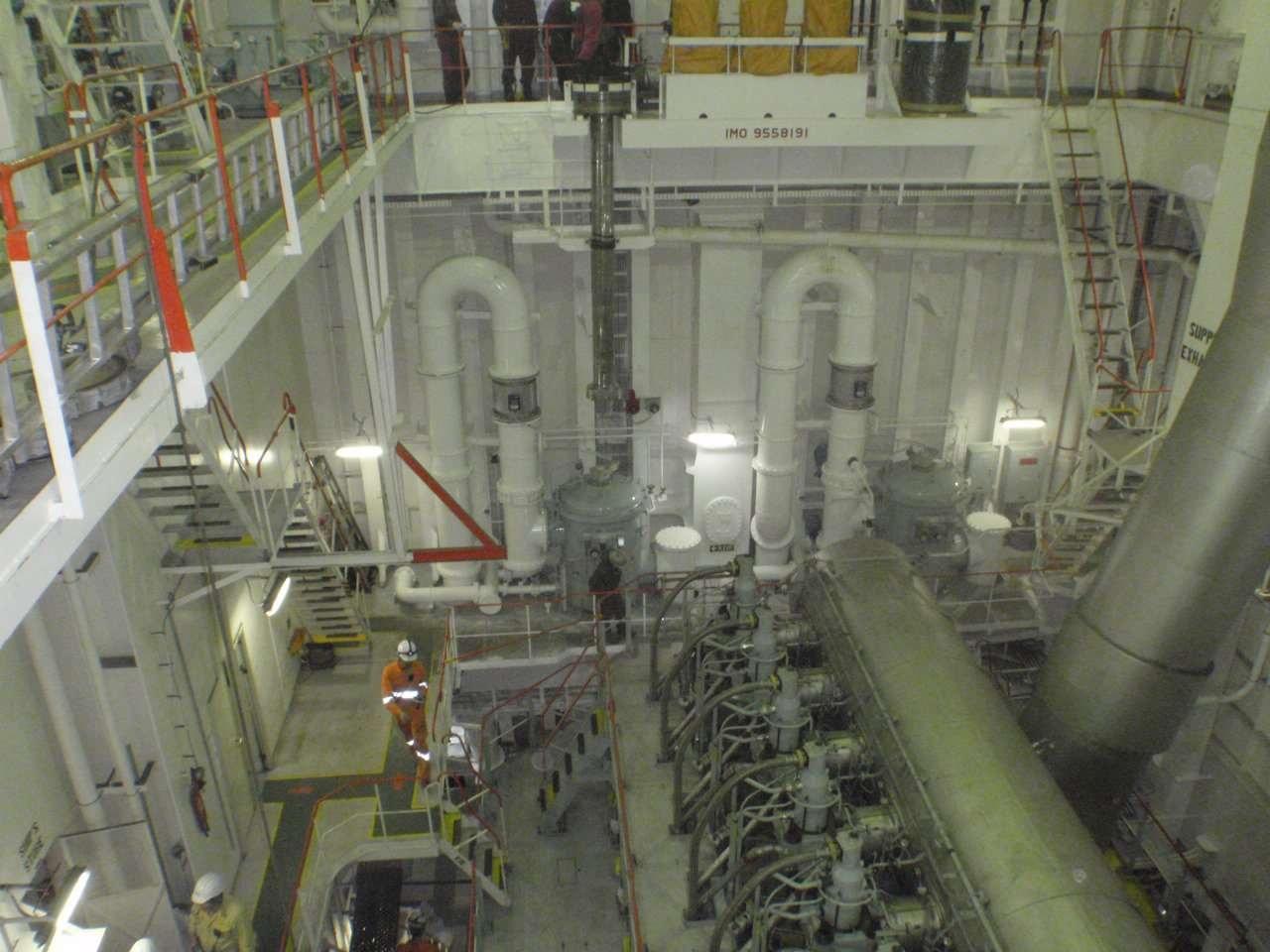 压舱水处理装置安装改造工程