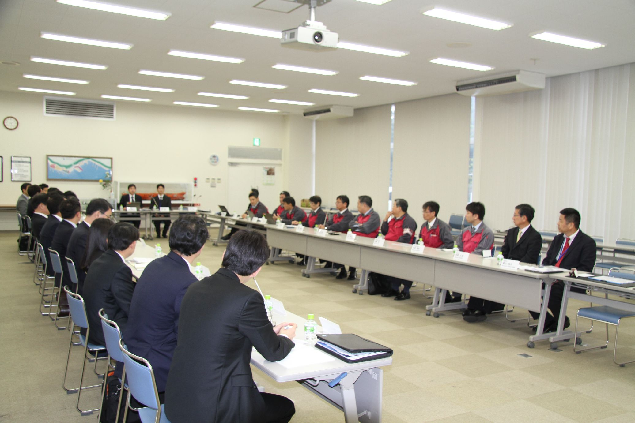 业务合作协商会议