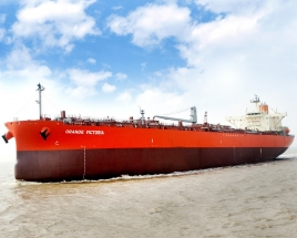 中国基地首次建造的LRI型成品/化学品油轮
