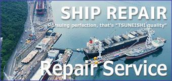 SHIP REPAIR Repair Service