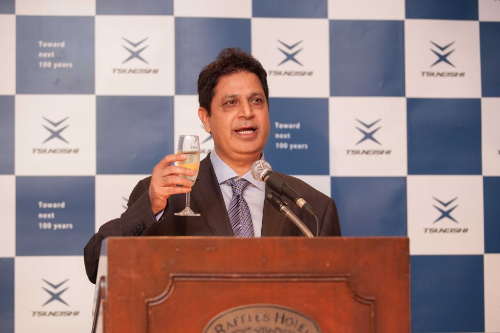 Speech by Mr. Vipan Sharma
