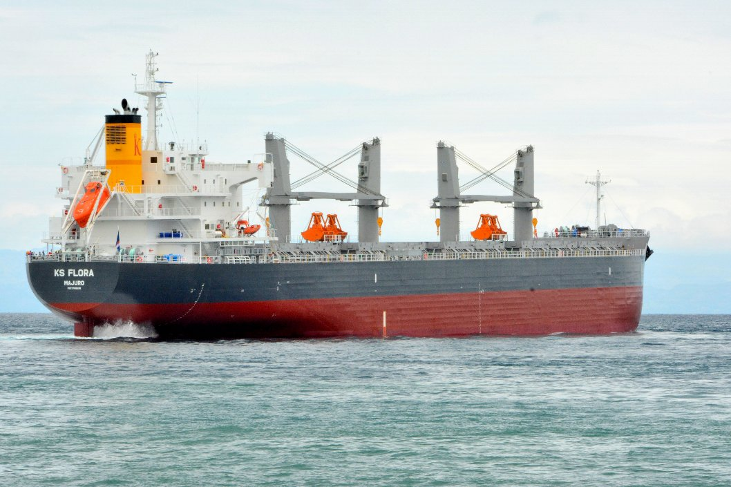 KS FROLA set sail
