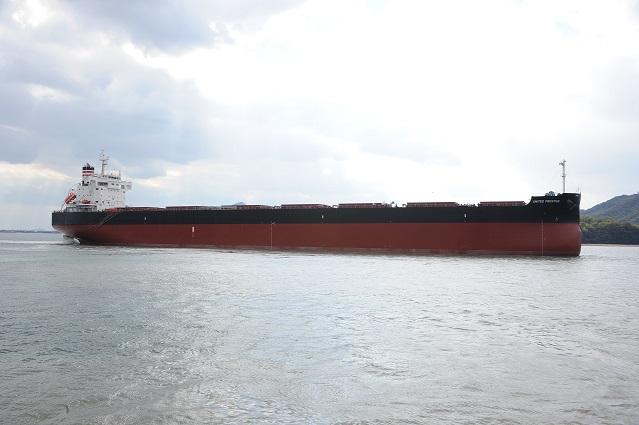 UNITED PRESTIGE set sail