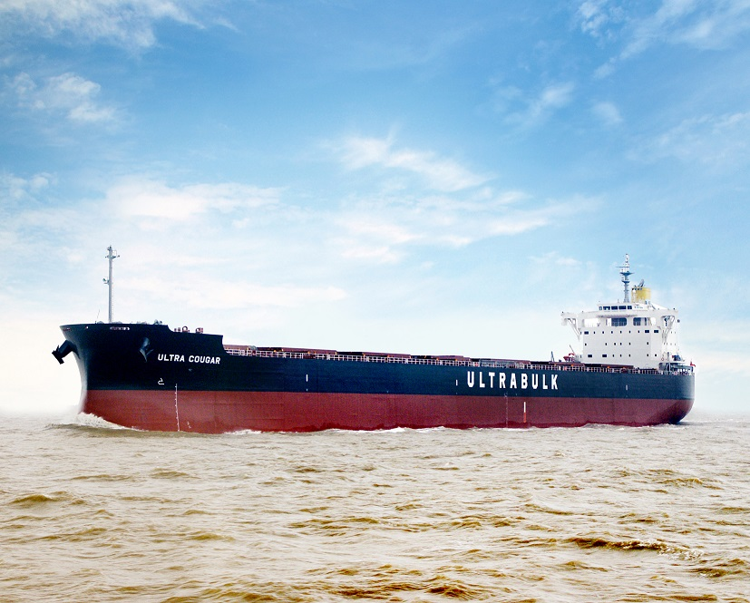 ULTRA COUGAR sea trial
