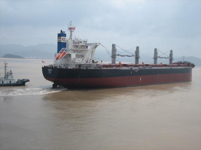 CURIA set sail