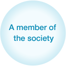 A member of the society