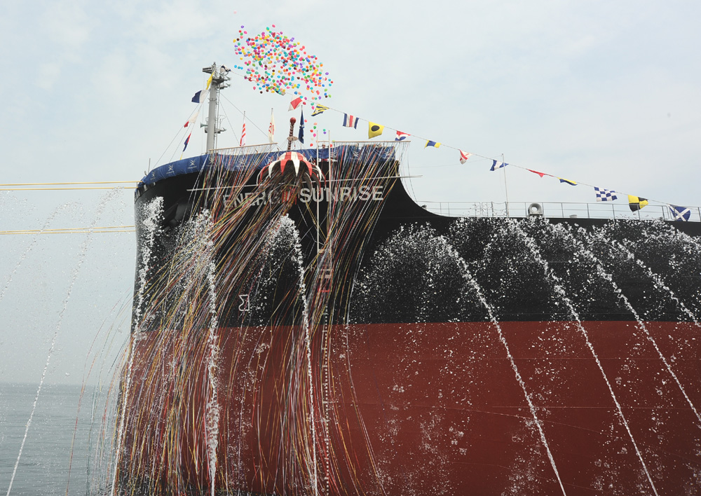 本船の写真