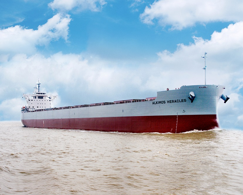 """TSUNEISHI GROUP (ZHOUSHAN) SHIPBUILDING, Inc., an Overseas Group Company of TSUNEISHI SHIPBUILDING, Completes and Delivers the Group's 191 st """"KAMSARMAX"""" Bulk Carrier"""