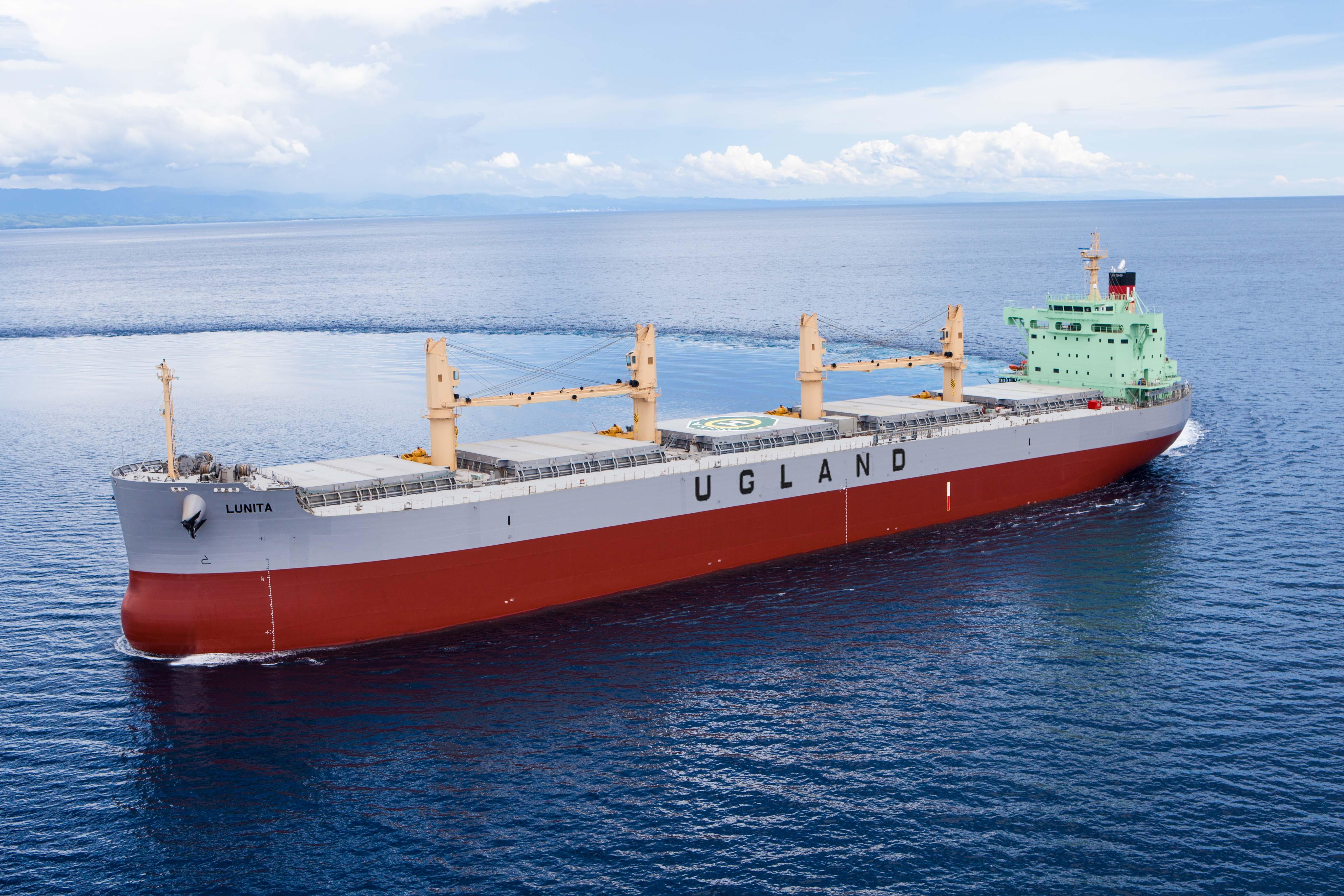 """常石造船の海外グループ会社、TSUNEISHI HEAVY INDUSTRIES (CEBU), Inc.でばら積み貨物船""""TESS58""""グループ通算154隻目を竣工・引渡"""