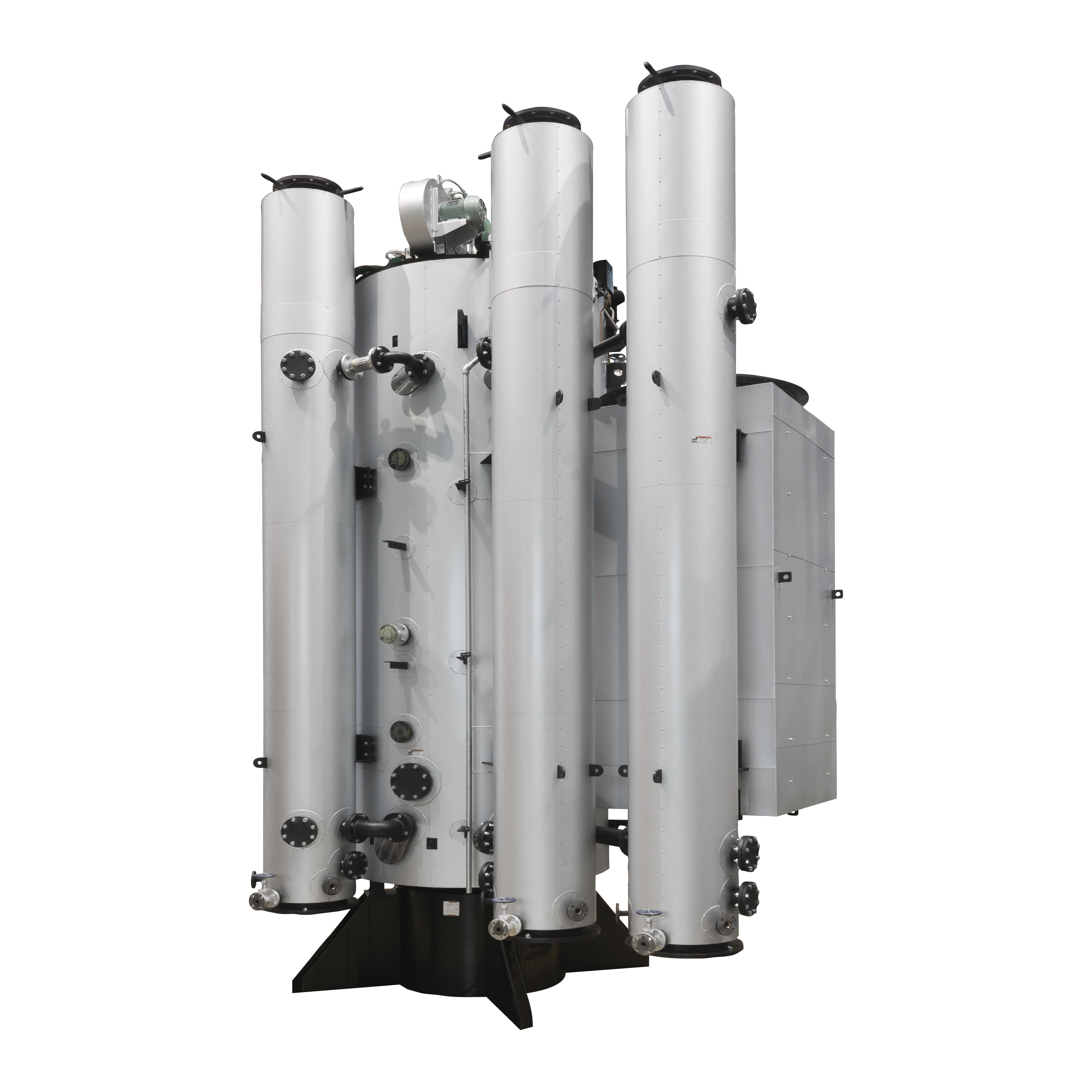補機熱回収ユニットの本体外観