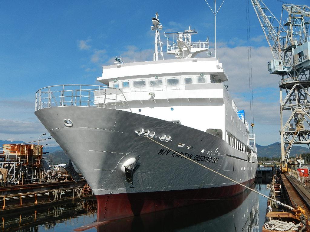 三保造船所にて建造の航海練習船